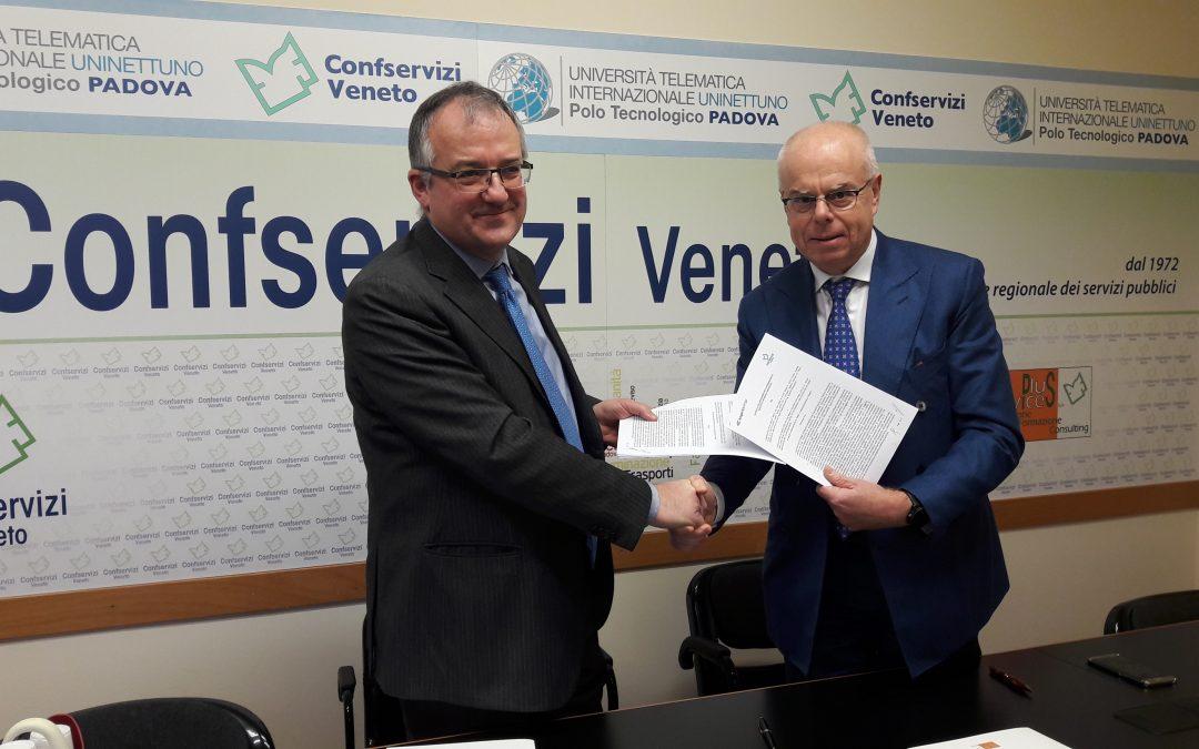 Un accordo per il supporto alle imprese nello sviluppo di iniziative per l'efficienza energetica