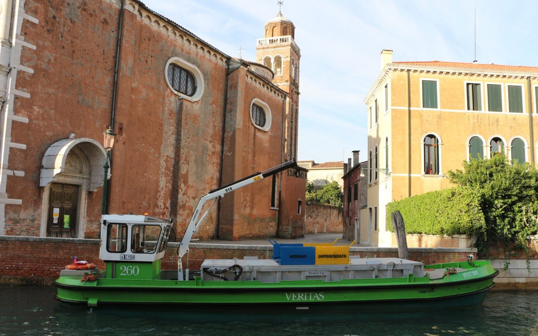 Venezia è la prima città metropolitana per percentuale di raccolta differenziata