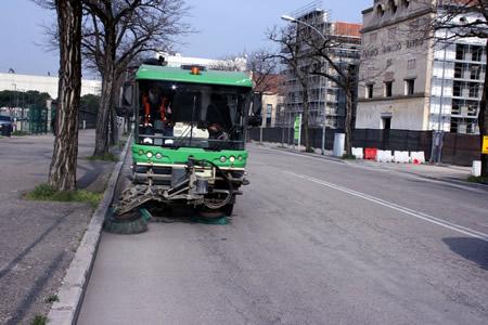 Confartiginato premia l'Amia per la pulizia delle strade di Verona