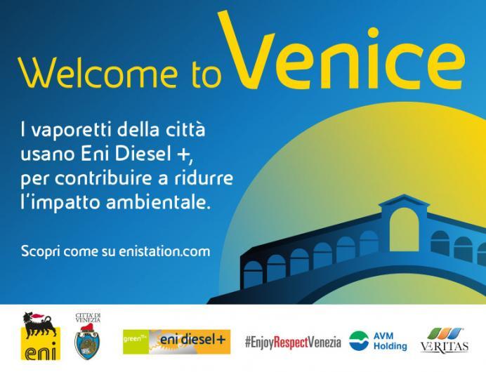 I vaporetti di ACTV Venezia sperimentano un nuovo carburante ecologico