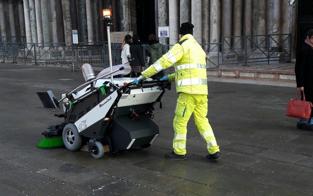Veritas informa che si concluderà giovedì 19 aprile a Chioggia la 1.000 km in bici contro l'abbandono dei rifiuti