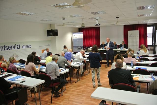 Seminario sull'asseverazione: prima collaborazione tra Confservizi Veneto e Fondazione Rubes Triva