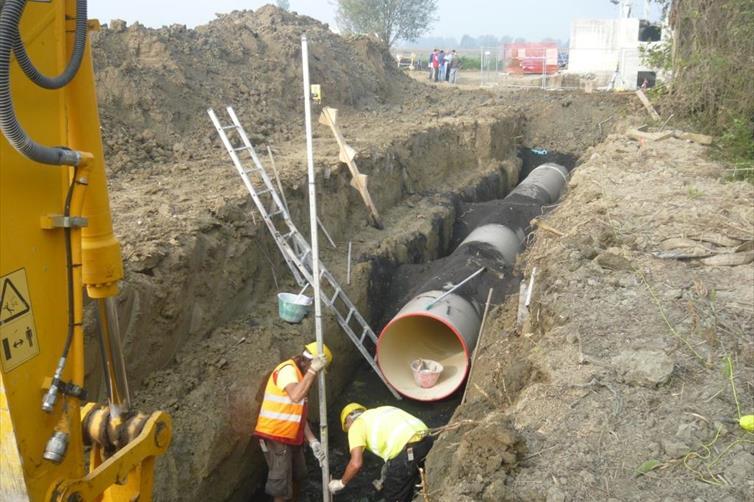 Per potenziare la rete idrica  sospensione del servizio a Sant'Anna d'Alfaedo
