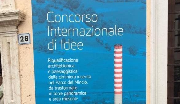 Premiazione concorso internazionale centrale termoelettrica del Mincio