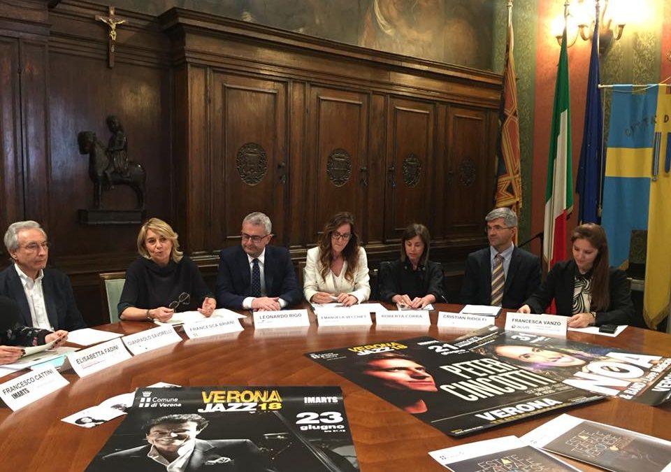Agsm per il decimo anno sponsor dell'Estate teatrale Veronese