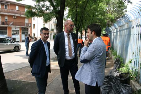 Comune di Verona e Amia avviano l'attività  per eliminare la vegetazione infestante