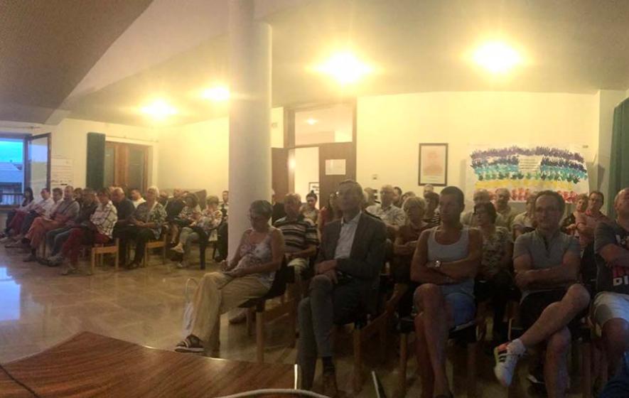 Agsm ha presentato gli Affi Bond: l'impianto eolico come investimento del cittadino