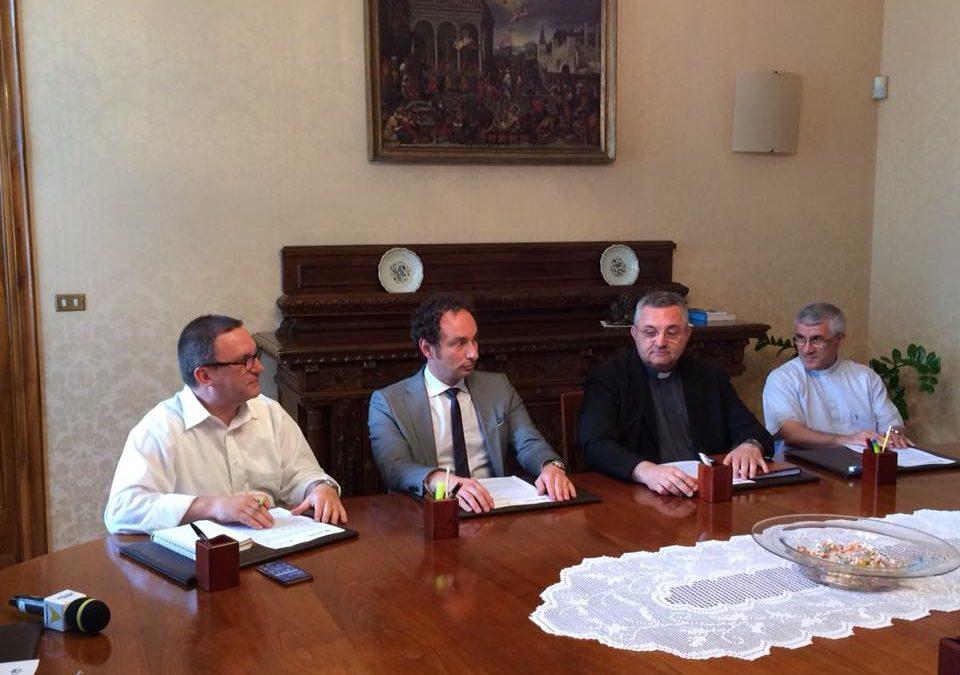 Siglato un accordo tra Agsm e la Curia di Verona