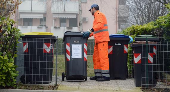 Mortise e San Lazzaro a Padova: dal primo ottobre 2018 raccolta rifiuti porta a porta per tutti