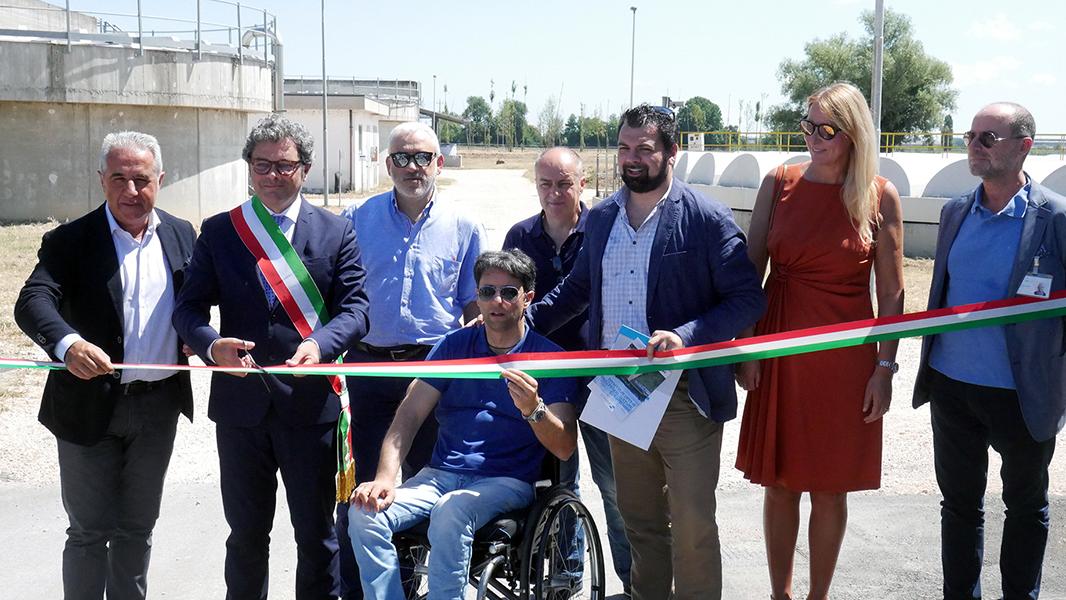 Un nuovo depuratore per la città di Rovigo