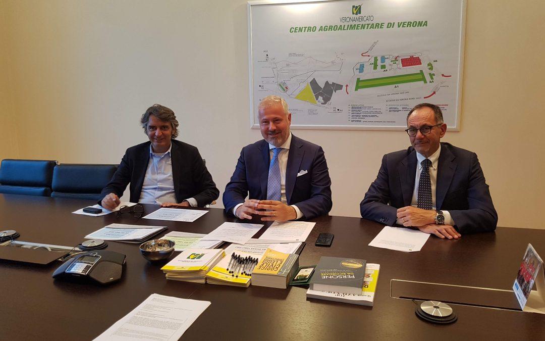 Veronamercato è la prima società veronese ad ottenere la certificazione 37001:2016 per la prevenzione della corruzione
