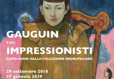 Gauguin e gli Impressionisti: ingresso ridotto alla mostra per i padovani, grazie ad AcegasApsAmga