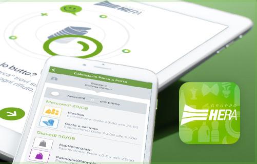"""Con l'app """"Il Rifiutologo"""" di AcegasApsAmga è ora possibile prenotare anche la raccolta degli scarti dei giardini"""