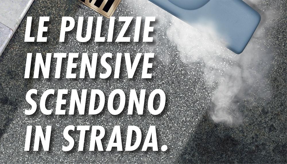 """Giovedì 10 ottobre a Pontevigodarzere a Padova arrivano le """"Pulizie Intensive"""""""