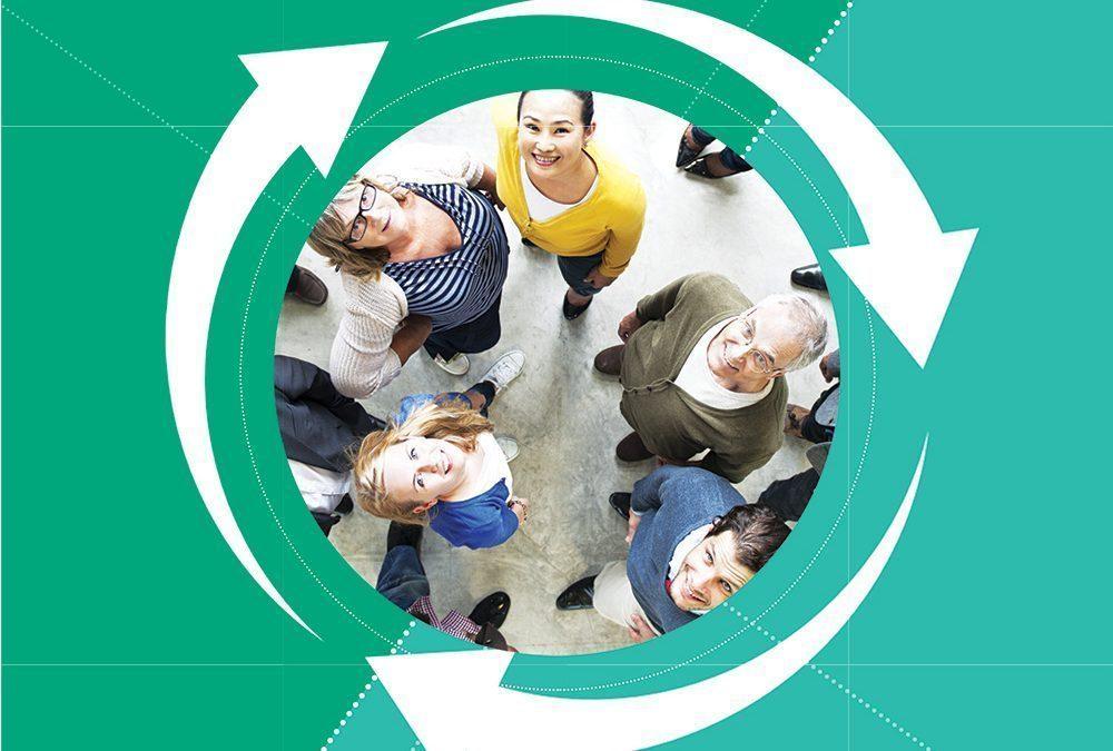 Arcella Ovest a Padova: un weekend di informazione sulla nuova raccolta rifiuti porta a porta