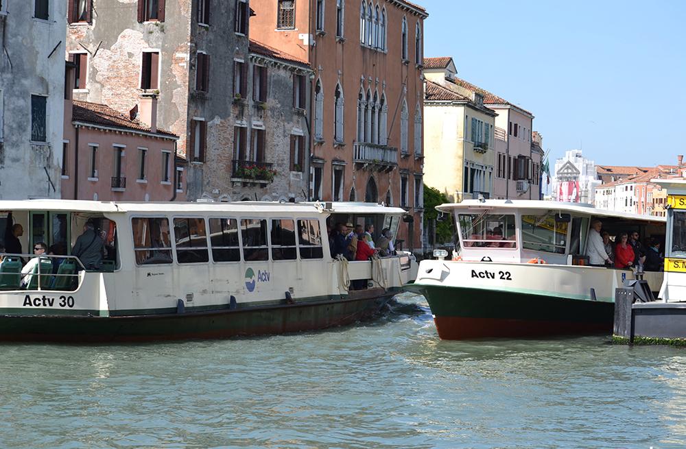 Modifiche al trasporto pubblico in occasione della 34.a Venice Marathon