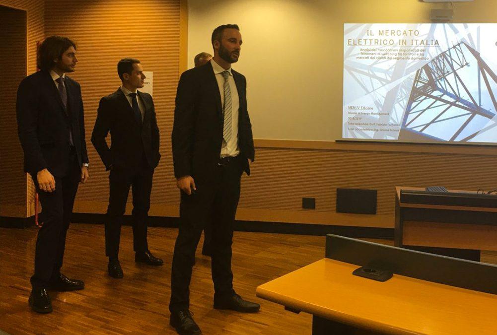 """Il caso virtuoso di """"Chiara"""" di AGSM Verona al Politecnico di Milano"""