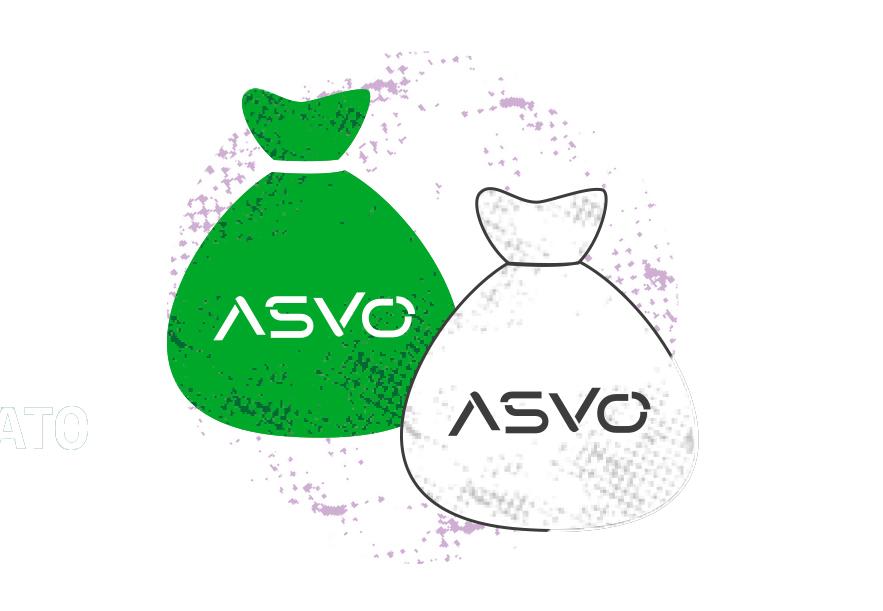 ASVO: sino al 31 dicembre è possibile ritirare la scorta gratuita dei sacchi per conferire i rifiuti