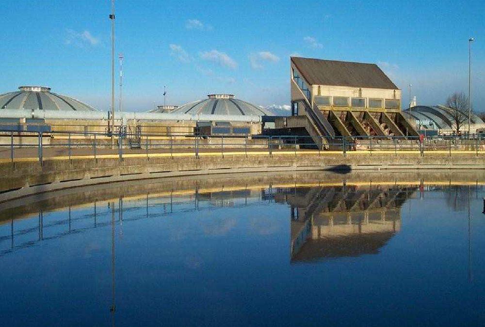 Gionata di studio a Verona per ottimizzare la gestione dei depuratori delle acque