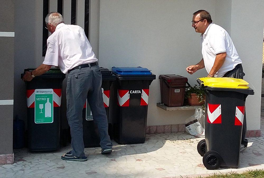 Questa sera la quarta assemblea pubblica sulla raccolta rifiuti porta a porta all'Arcella Ovest di Padova