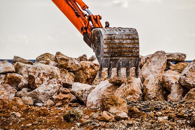 Dimostrazione con escavatori, robot radiocomandati, semoventi il 23 ottobre a Mogliano Veneto