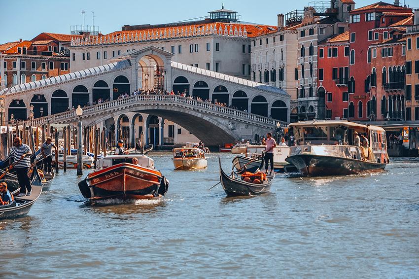 Nei giorni 10 e 11 ottobre l'appuntamento autunnale con il Festival dell'Acqua a Venezia