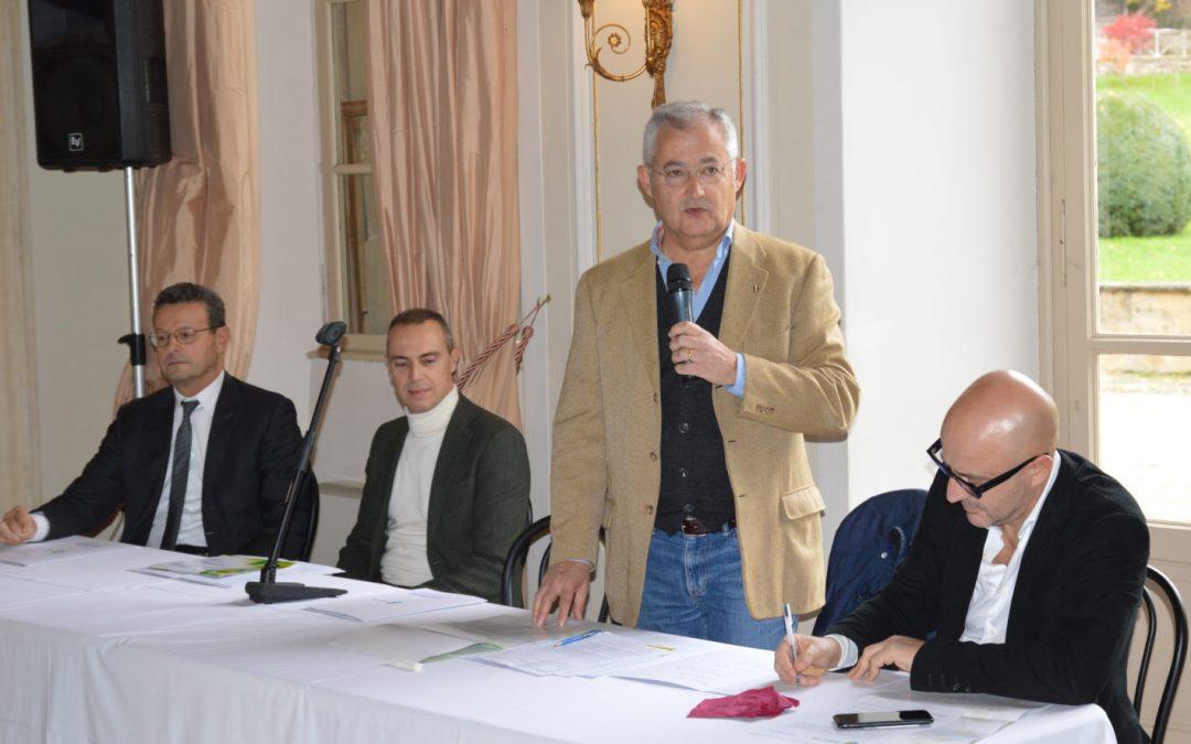 Il convegno contro lo spreco alimentare organizzato da Serit a Valeggio sul Mincio