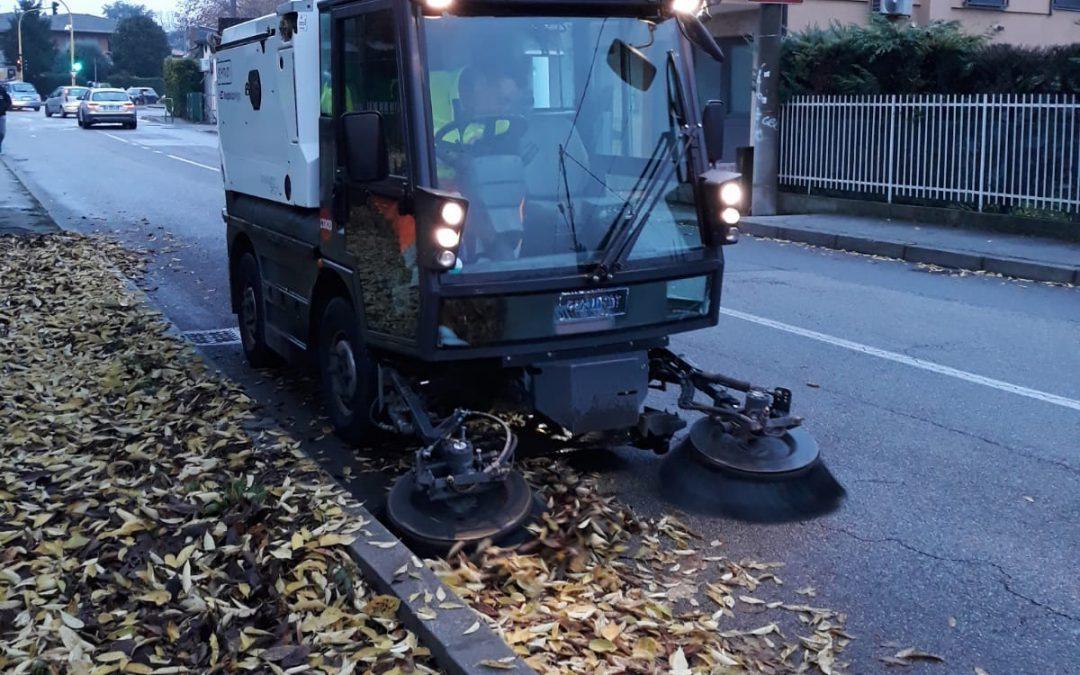 """Questa mattina le """"Pulizie Intensive"""" di Padova nella zona di Altichiero"""