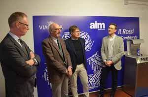 AIM Ambiente coinvolge 1.200 studenti dell'Istituto tecnico Rossi di Vicenza