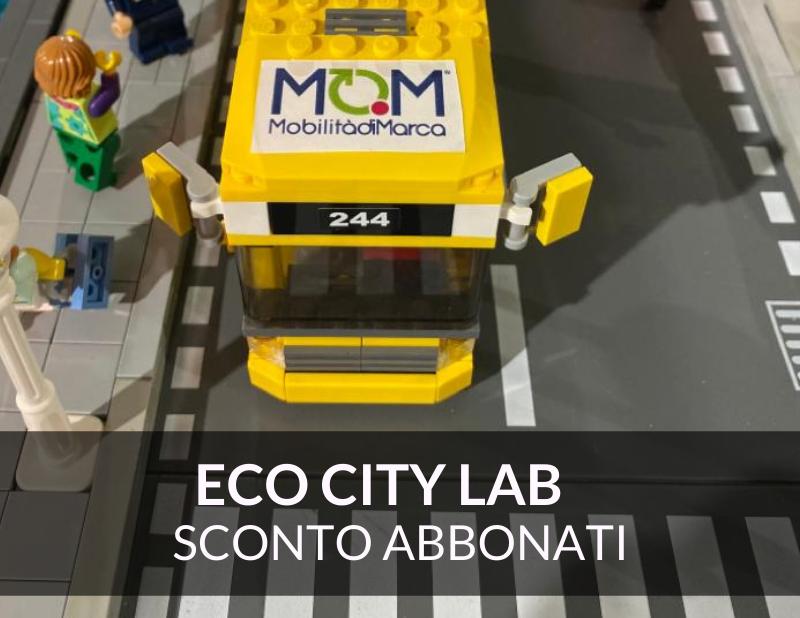 Mobilità di Marca con Eco City Lab per una città eco sostenibile