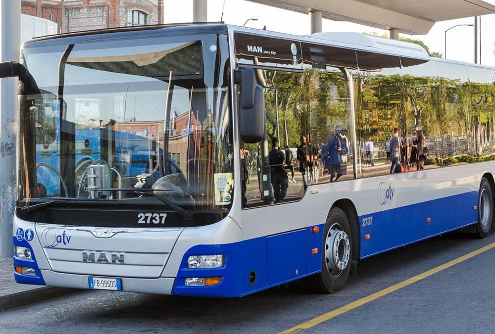 Da oggi sino a lunedì prossimo deviazione degli autobus a Roveredo di Guà