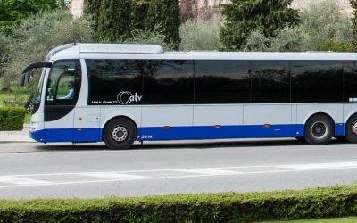 Per lavori è sospesa la fermata dei bus denominata Colomba S. Vittore a Colognola ai Colli