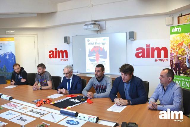 AIM Energy Trail: al via la quinta edizione a Malo con partenza e arrivo in via Molinetto