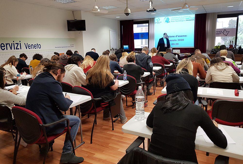 Università on-line UniNettuno: esami per 374 studenti tra oggi e domani