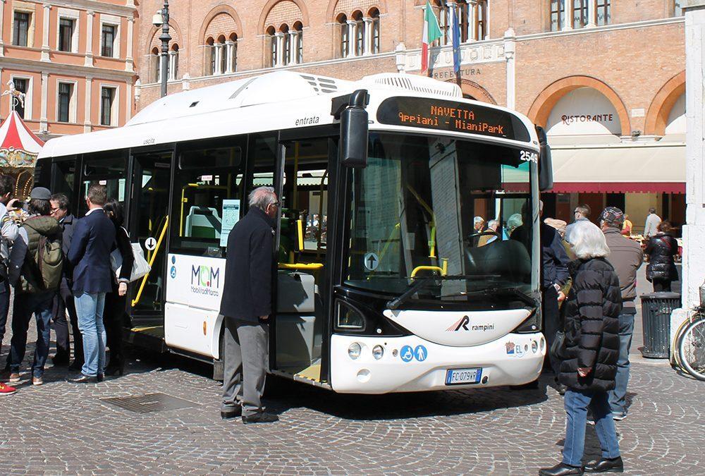Da lunedì 1 febbraio entrano in vigore nuove tariffe per gli autobus nella Marca Trevigiana