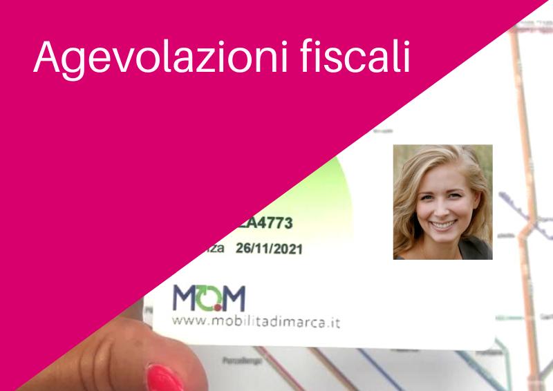 I consigli di Mobilità di Marca per detrarre gli abbonamenti con pagamenti tracciabile