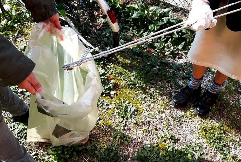 Domenica ecologica per la pulizia del territorio domenica 26 gennaio a San Giorgio in Bosco