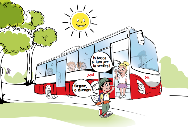 Concorso di disegno di SVT per le classi IV e V delle scuole primarie