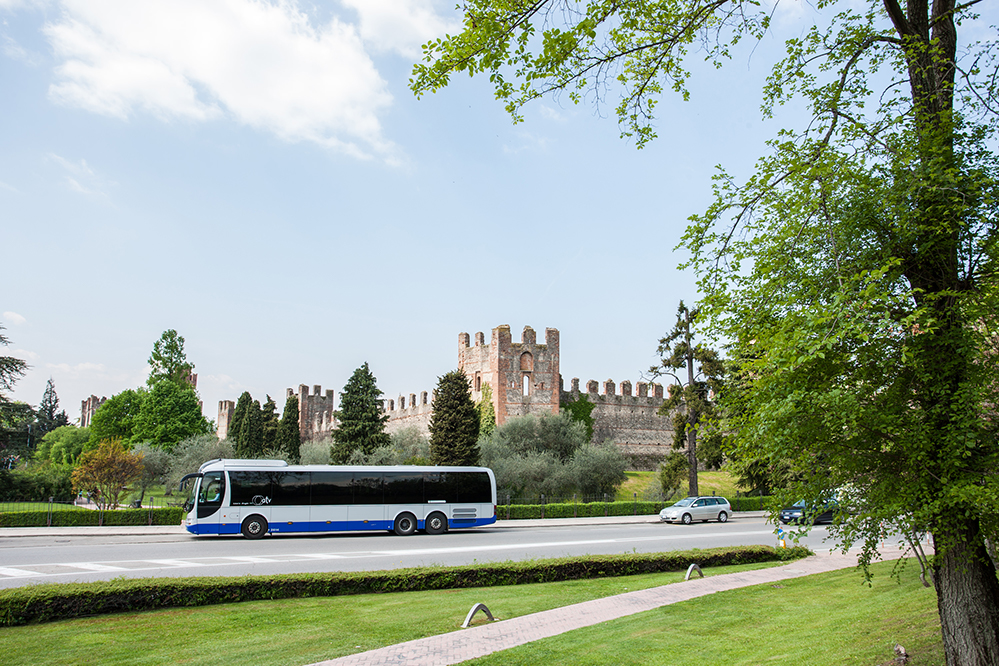"""Tutte le variazioni di percorso degli autobus per il """"Bacanal del Gnoco"""" a Verona"""