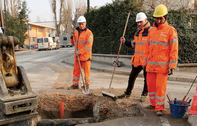 Interruzioni nella fornitura dell'acqua potabile la prossima settimana a Loreo e Val Liona