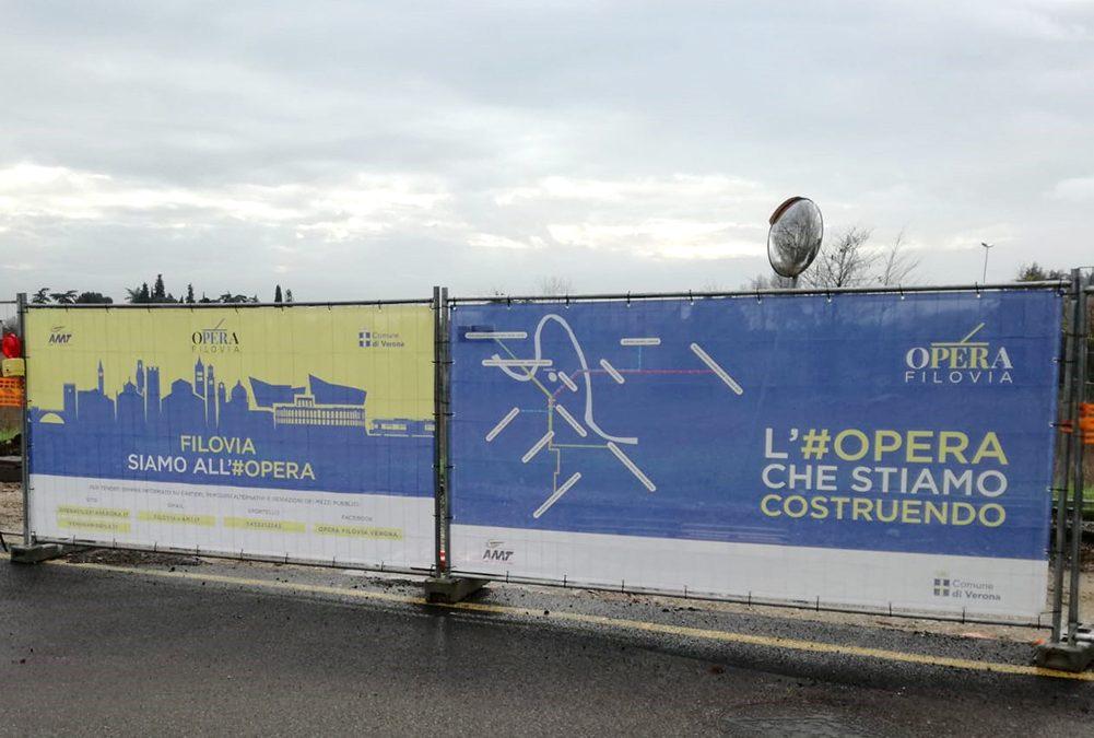 Filovia di Verona: da oggi necessarie alcune deviazioni alle linee degli autobus 21 – 22 – 62 – 93 – SC 09