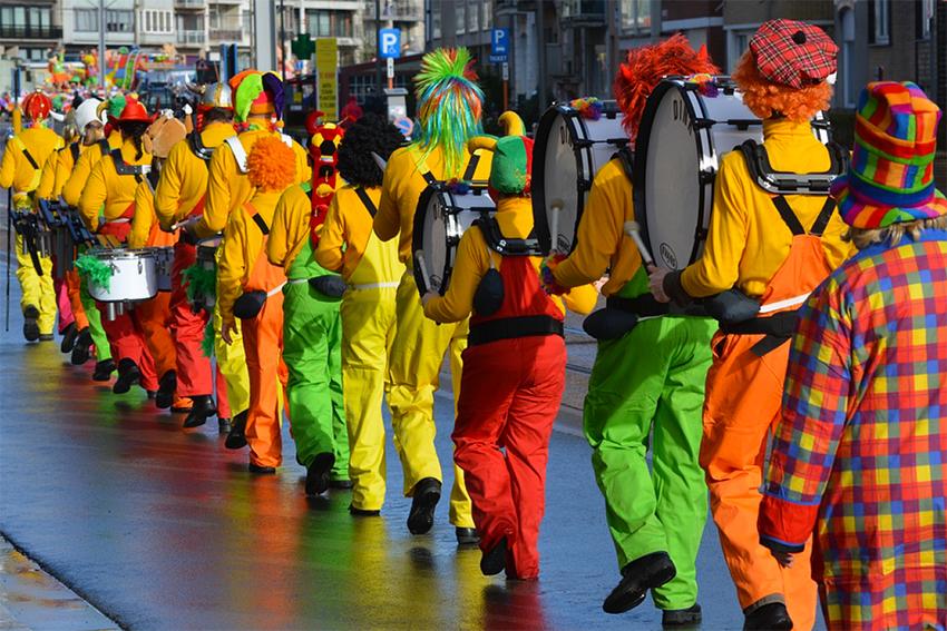 Carri allegorici di Carnevale: variazioni ad alcune linee di autobus di Mobilità di Marca