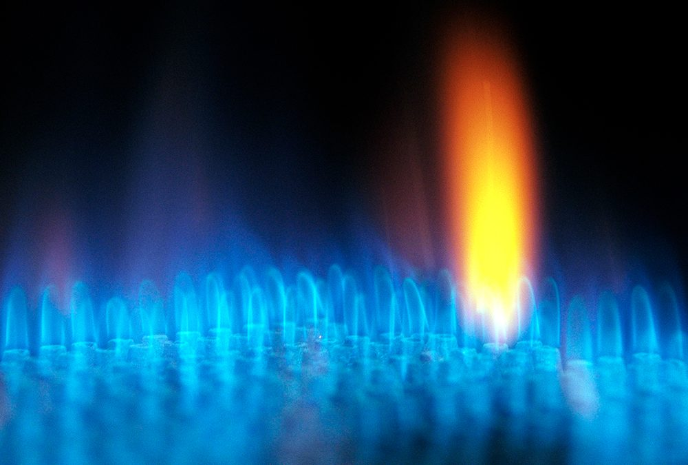 Brusca picchiata del prezzo del gas per effetto del livello di riempimento degli stoccaggi