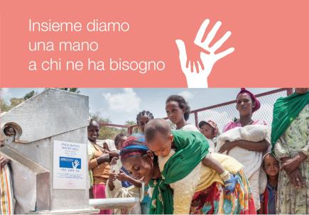 AcegasApsAmga è con Padova capitale europea del volontariato