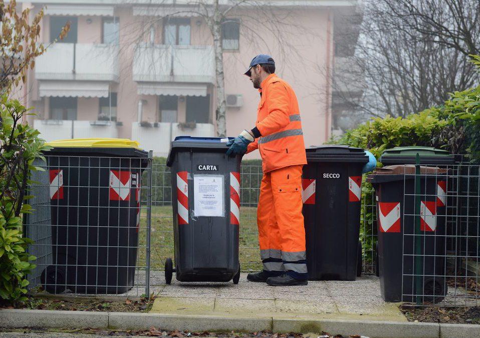 Dal primo giugno all'Arcella Est di Padova la raccolta rifiuti diventerà porta a porta per tutti