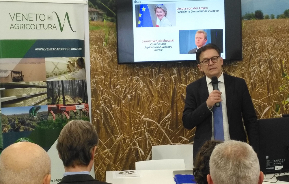 Green Deal e PAC 2021-2027 a portata di clic sul sito di Veneto Agricoltura