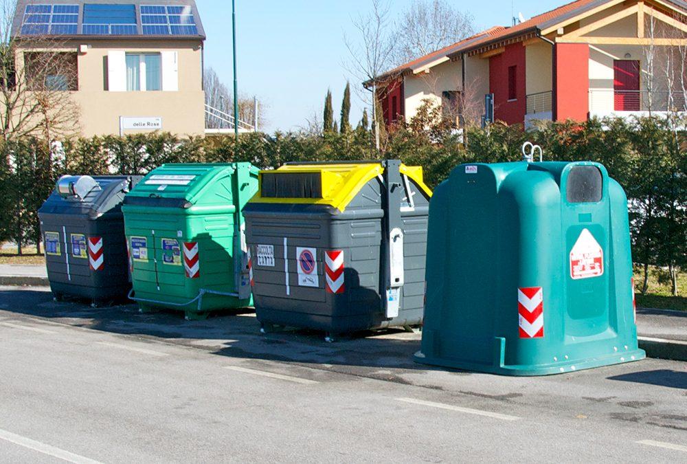 Veritas: meno quantità di scarti nelle differenziate e di materiali riciclabili nel rifiuto secco residuo