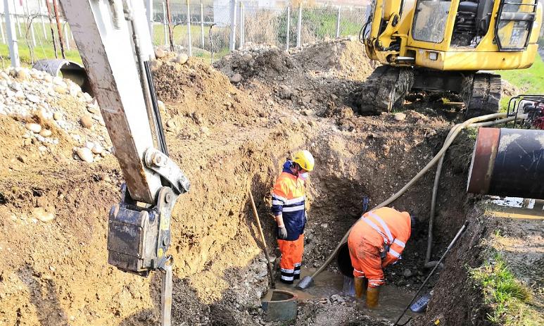 Già alla fine della mattinata Piave Servizi ha risolto l'emergenza idrica nei 13 comuni del coneglianese