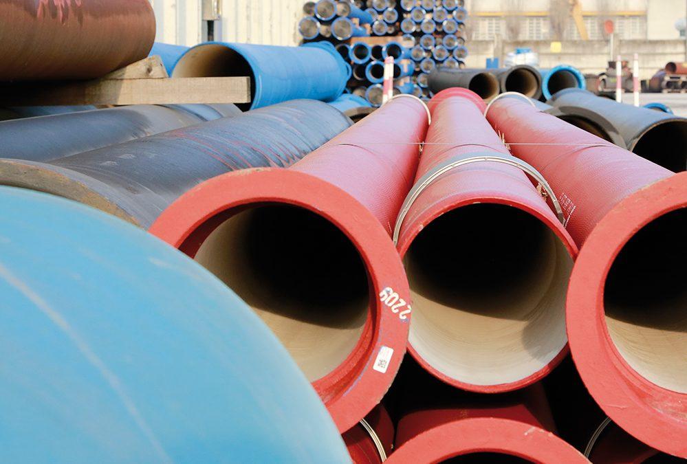 Rete idrica e fognaria: nuovo cantiere di Acquevenete a Lusia per 390 mila euro