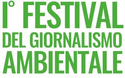 Primo Festival del giornalismo ambientale il prossimo fine settimana a Roma